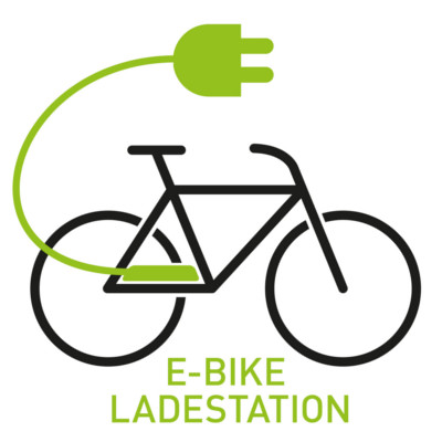 E-Bike-Ladestation